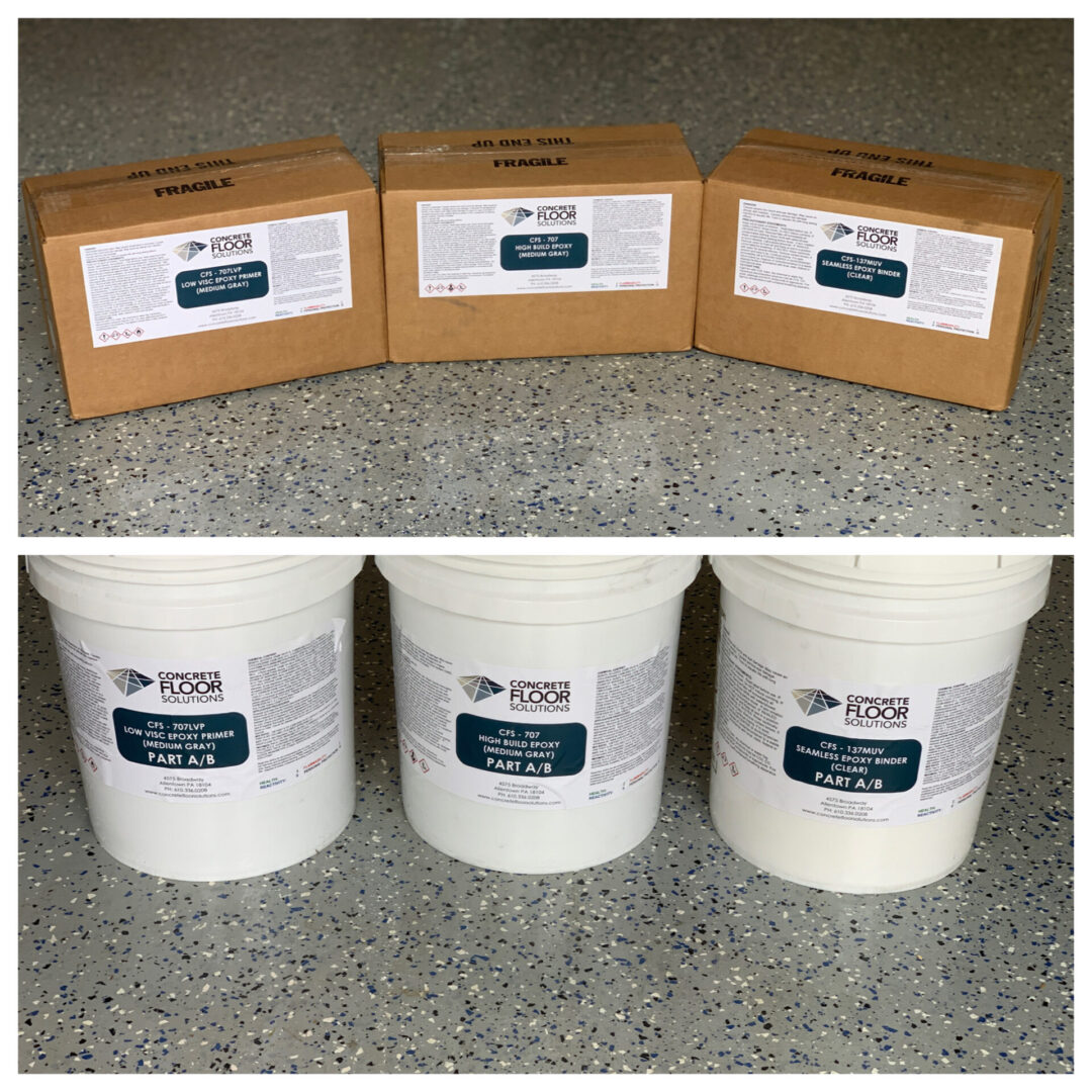 Epoxy Floor Kits
